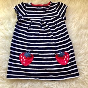 Gymboree strawberry dress 6-12M